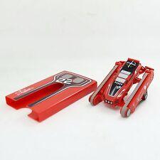mini rc Remote Control tracks tank Hot Wheels stealth rides Climbing  car red