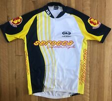 LOUIS GARNEAU CYCLING JERSEY - SEROCCA COMPETITION BICYCLES - MEN'S MED-LARGE