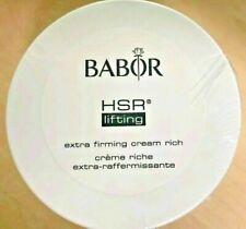 Babor HSR Lifting Extra Firming Cream Rich Prof Size 7 15/16 oz Pro 200 ml NEW