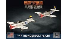 P-47 Thunderbolt de Combat Vol - Flames Of War - UBX85