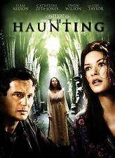 NEW DVD- THE HAUNTING - Liam Neeson, Catherine Zeta-Jones, Owen Wilson, Bruce De
