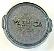 Genuine Yashica 52mm Clip on Lens Cap. Made in Japan     B3