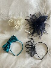 Selection of Fascinators/Hairbands
