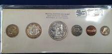 1958 Canada Silver Proof-Like Set of 6 Coins E4414