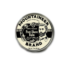 Mountaineer Brand® Post-Shave Balm (Cool Mint)
