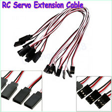 5x 300mm RC Servo Extension Cord Cable Wire Lead for RC Car Helicopter