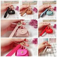 Tasche Schlüsselbund Mini-Handtasche Charme Schlüsselanhänger Ring Keychain #hws