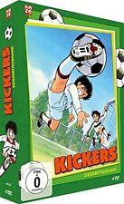 Kickers - Gesamtausgabe - Slimpackbox [4 DVDs] NEU DEUTSCH DVD BOX