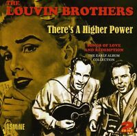 The Louvin Brothers - There's a High Power: Songs of Love & Redemption [New CD]