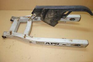 Aprilia Tuareg 350 600 rotax rear swingarm with chain guard body frame