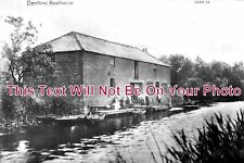 NH 672 - Denford Boathouse, Northamptonshire c1919