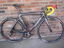 Velocite Helios Aero Carbon Fiber Competition Road Bike Sram Force Mathiske 55cm