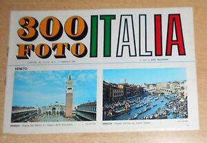 CORRIERE DEI PICCOLI  SUPPL. AL N° 6  DEL 1968 300 FOTO ITALIA  ORIGINALE !!!!!
