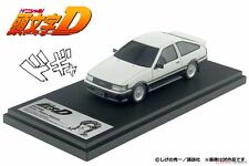"""1/43 Hi-Story Modellers Toyota AE86 """"Initial D"""" MD43222"""