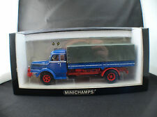 Minichamps Modell Krupp Titan Canvas truck 1/43 inbox/boîte MIB