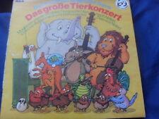 Special Interest Vinyl-Schallplatten mit Kindermusik, 33 U/min