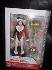 Batman's Villain Action Figure Holiday Harley Quinn Dc Comics Designer series