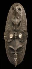 Papuan sepik mask, melanesian tribal art, kandangai, oceanic art
