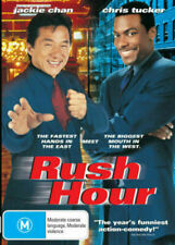 Rush Hour Movie DVD R4 Elizabeth Pena