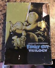 Family Guy Star Wars Trilogy Dvd Set