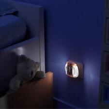 guardería bebés Automático Lámpara Mesilla Niño Gateador Seguridad Sensor 1º