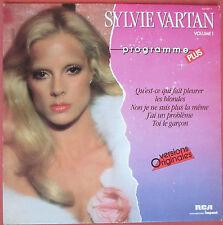 "SYLVIE VARTAN - RARE LP ""PROGRAMME PLUS - VOLUME 1"""