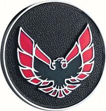 OER 9844416 1970-1981 Pontiac Firebird Window Handle Emblem Black/Red