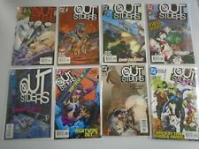 Outsiders lot 41 different from #3-50 last issue 8.0 VF (2003-07 3rd Series)
