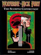 WOLVERINE/NICK FURY: THE SCORPIO CONNECTION Trade Paperback