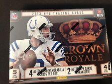 2013 Crown Royale Box Break Random #002+Graded Bowers+MJD+CJ2K+Walker Giveaway!!