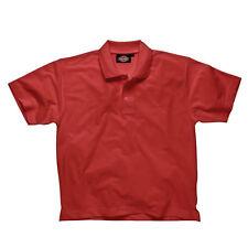 Dickies Manga Corta Camisa Polo de Hombre - Ropa Trabajo Pequeño - 3XL SH21220 8