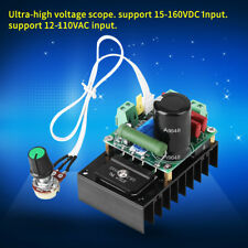 DC/AC Motor Speed Driver Controller PWM Spindle Governor 15-160V/12-110V GLF