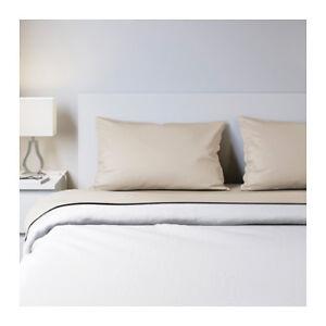 Ikea Dvala King Sheet Set 603.572.09
