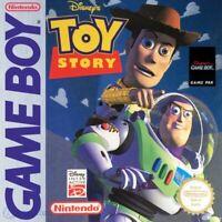 Nintendo GameBoy Spiel - Toy Story 1 Modul