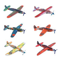 """8"""" Flying Glider Planes Favor Party Fillers Prize Prizes Assortment 12 piece"""