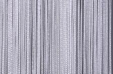 Fadenvorhang 90x250cm o.140x250cm 11 Farben Fadengardine Fadenstore Türvorhang