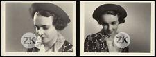 JACQUELINE DELUBAC Sacha GUITRY Mon père avait raison DARLO Mode 2 Photos 1936