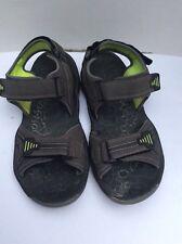 Gray Men Eddie Bauer Cape Sandals Size 11 M Water Sport Camping Walking