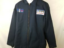 XL Long/Tall Used Hamms Beer Work Jacket (140)