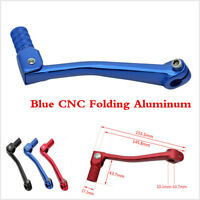 Blue Folding Aluminum Gear Shift Lever Gear Shift Lever For Motorcycle Dirt Bike