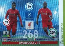 Panini Adrenalyn XL Champions League  * CL 14/15 *Double Trouble* Liverpool