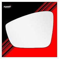 Replacement Mirror Glass - Summit SRG-1045 - Fits Skoda Fabia 14 on LHS