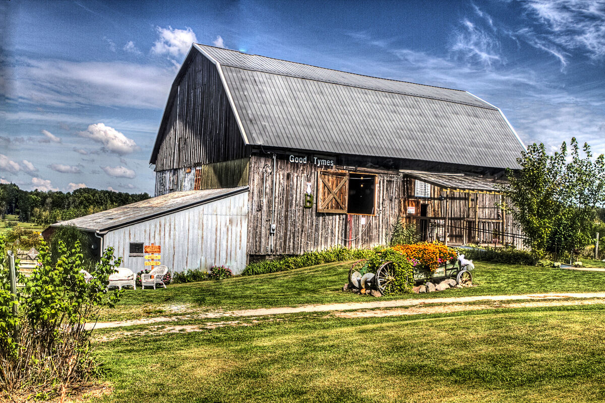 The Breen Barn