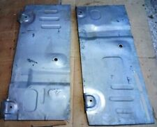 FITS DATSUN NISSAN 620 TRUCK PICK UP UTE CABIN FLOOR PAIR L R NEW AFTERMARKET