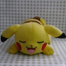 "New pokemon plush stuffed  TOMY POKEMON Pikachu 9"" doll"