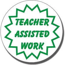 ST25 Teacher Assisted Work Pre-inked School Marking Stamper Primary Teaching
