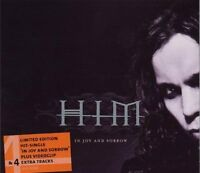 HIM In joy and sorrow-Ltd. Edition (5 tracks/video, 2001) [Maxi-CD]