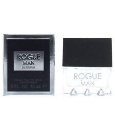 Rihanna Rogue Man Eau de Toilette 15ml Spray Men's -  NEW. Travel Spray EDT