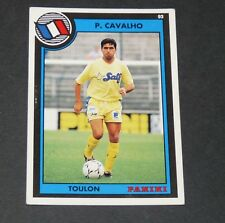 CAVALHO SPORTING CLUB TOULON SCT MAYOL PANINI FOOTBALL CARD 93 1992-1993