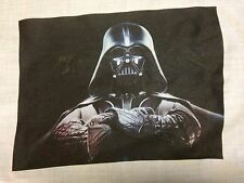 1 STAR WARS DARK VADER SEWING BLOCK QUILT FABRIC MATERIAL MOVIE